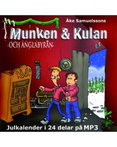 Munken & Kulan. Änglabyrån