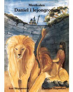 Daniel i lejongropen - Noter & Manus