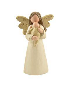 Ängel - Barn i famn