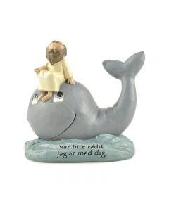 Jona och valfisken. Var inte rädd...