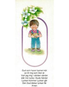 Kort - Gud som haver (pojke)