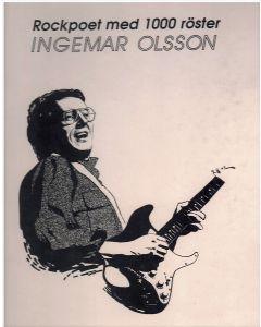 Rockpoet med 100 röster - Ingmar Olsson - Not