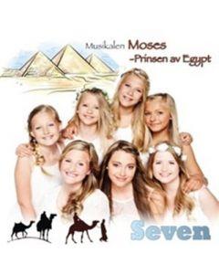 Musikalen Moses - Prinsen av Egypt. - Seven