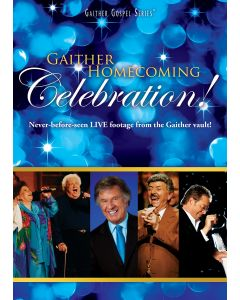 Gaither Homecoming Celebration - Gaither Gospel - DVD