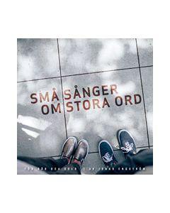 Små sånger om stora ord - CD