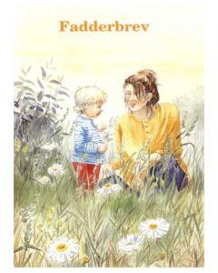 Fadderbrev Sandholm Solvändan 1 st