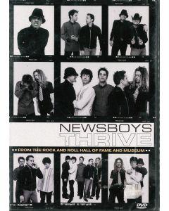Newsboys Thrive - DVD