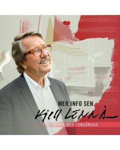 Kjell Lönnå - Mer info sen - CD