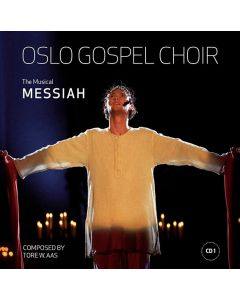 Oslo Gospel - The Musical Messiah - CD
