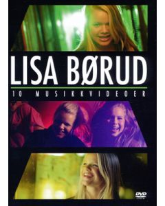 Lisa Börud Musikvideo - DVD
