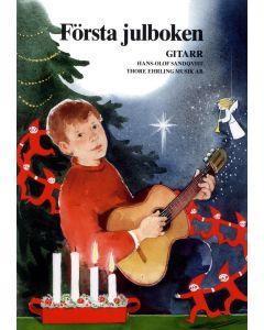Första julboken Gitarr