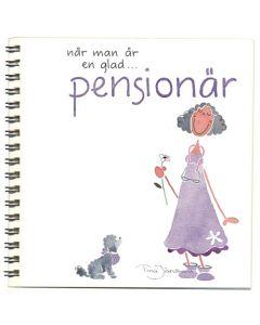 Vykortsalbum - Pensionär