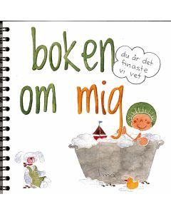 Min egen bok - Boken om mig