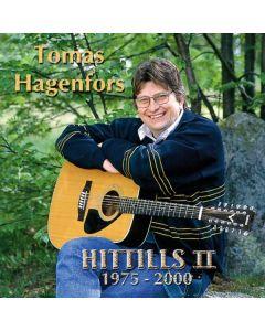 Tomas Hagenfors - Hittills 2 - CD