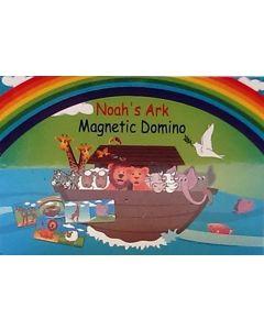 Dominospel, magnet
