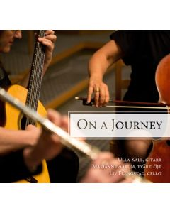 Ulla Käll mfl. - On a journey. - CD