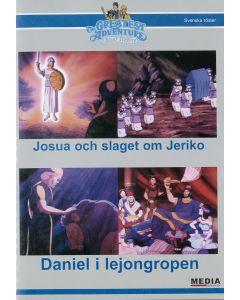 Josua o slaget om Jeriko, Daniel i lejongropen - DVD