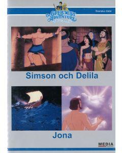 Simson och Delila  Jona  - DVD