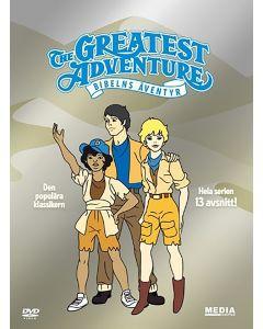 Bibelns äventyr, hela serien. Box - DVD