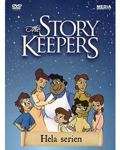 Hela Story Keepers 7 dvd - DVD