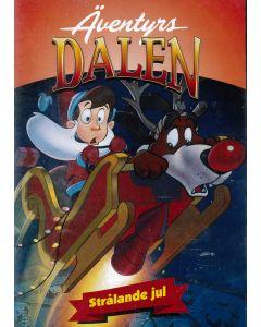Äventyrsdalen Strålande jul - DVD
