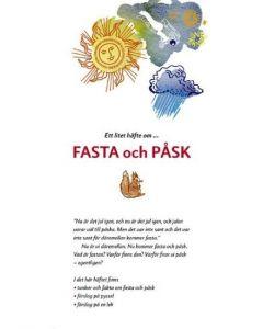 Ett litet häfte om Fasta och Påsk 25/fp
