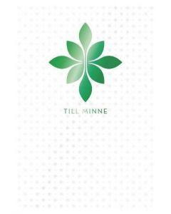 Minneslund vuxen Metallic grön 25/fp