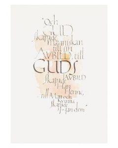 Vigselbevis : Kalligrafi 10/fp
